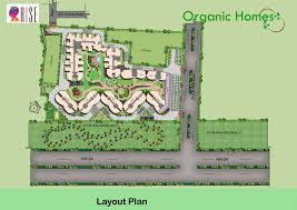 organic homes nh 24 rise group ghaziabad master plan