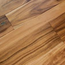 Natural Acacia Wood Flooring Walnuts Hardwood Floor Scratches Titandish Decoration Wood