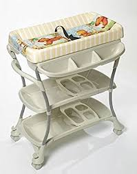 Changing Table With Bath Tub Premium Baby Spa Bathtub And Changing Table Stations