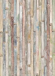 komar 4 910 vintage wood 4 panel wall mural wallpaper