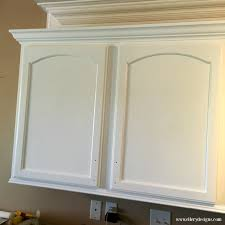 Finishing Kitchen Cabinets Our Diy Kitchen Remodel Painting Your Cabinets White U2013 Ellery
