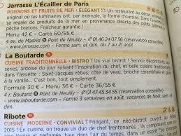 les articles de cuisine in the press la boutarde neuilly sur seine