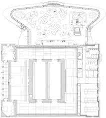 cal poly floor plans serpentine sackler gallery london zaha hadid 2013 gf plan