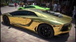 lamborghini car gold gold plated lamborghini roaring around s fla