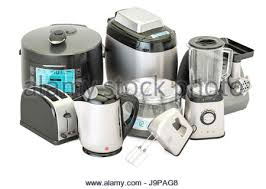 Toaster Kettle Set Set Of Kitchen Home Appliances Toaster Washing Machine Fridge