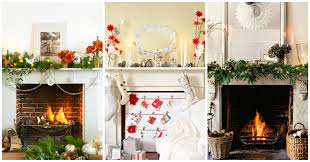 Stores Like Home Decorators by 11 Cute Christmas Mantel Decorations Mantel Decor