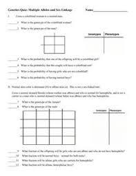 Dihybrid Cross Punnett Square Worksheet Punnett Square Dihybrid Cross Worksheet Free To Print Pdf File