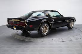 a m this pristine 1979 pontiac trans am has traveled just 65 miles since