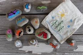 tweetle dee design co diy story stones fresh living