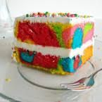rainbow swirl cake recipe in katrina u0027s kitchen