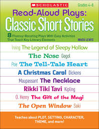 read aloud plays classic short stories by scholastic