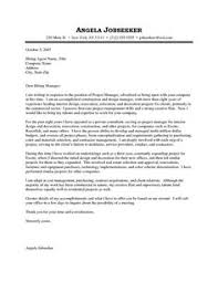 cover letter for design project manager exle cover letter marketing exles