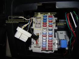 350z fuse box interir diagram wiring diagrams for diy car repairs