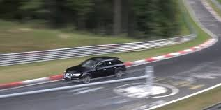 2018 audi rs4 avant spied testing at the nurburgring with s4