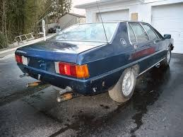1985 maserati biturbo for sale bumperless barn find 1980 maserati quattroporte iii