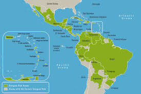 Map Of Caribbean Islands And South America by Fmc And Dengue In Fl University Of Florida Institute Of Food