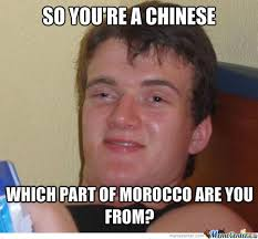 Central Meme - he s from central morocco by anordinaryperson meme center