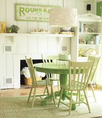 Green Dining Rooms Limeade Green Dining Room Maine Cottage Favorites Of Others