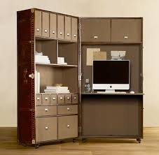 Portable Office Desks The Easiest Ways To Set Up Portable Home Offices Home Design