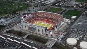 levi u0027s stadium in santa clara calif c b american football