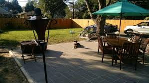 diy backyard patio album on imgur