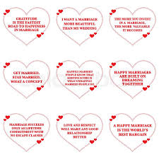 wedding quotes simple set of quotes about and marriage white background
