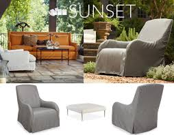 patio u0026 things lee industries outdoor collection sofas and