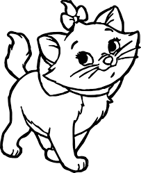 disney aristocats walking coloring pages wecoloringpage