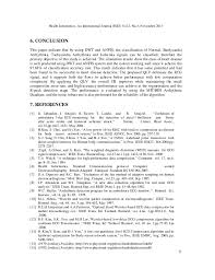 Substitute Teacher Resume Job Description Classification Of Cardiac Vascular Disease From Ecg Signals For Enhan U2026
