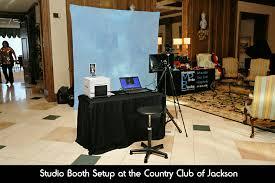 photo booth setup studio booth setup photos msphotobooths