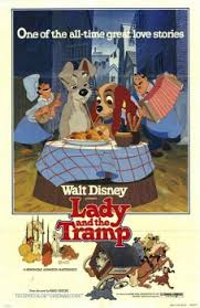 lady tramp movie poster gallery