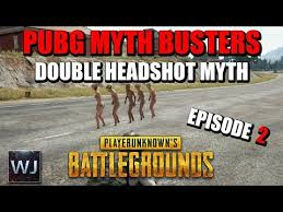 pubg quieter without shoes battlegrounds mythbusters 1 pubg mythbusters 1