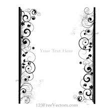 Decorative Frame Png Decorative Frame Template Vector Download At Vectorportal