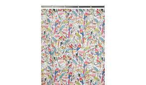 Asda Nursery Curtains Parrot Fabric Shower Curtain Home U0026 Garden George At Asda