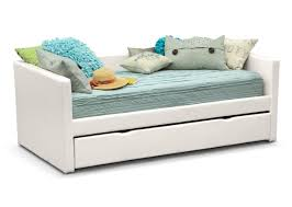 daybed trundle bed with pop up frame tufted image outstanding