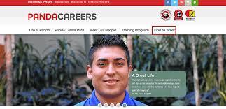 panda express job application apply online