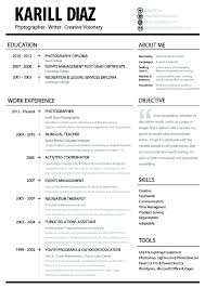 Apple Pages Resume Templates Free Resume U2013 Karill Diaz