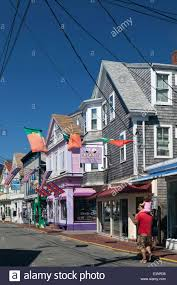 massachusetts cape cod provincetown commercial stock photos