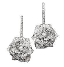 piaget earrings piaget la vie en
