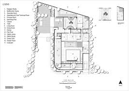 Ground Floor Plan Gallery Of The Guild Raw Architecture 39