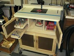 making a router table making a router table the ultimate router table with built in