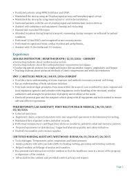 Sample Resume For Lab Assistant by Emt Resumes Resume Cv Cover Letter