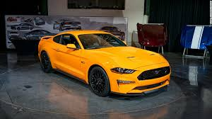 ford car mustang 2018 mustang gets 10 gears more power jan 17 2017