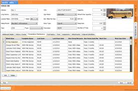 Truck Maintenance Spreadsheet by Solutions From Transfinder