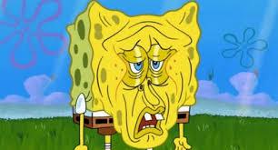 Sad Spongebob Meme - create meme three heads three heads spongebob meme spirited