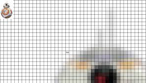 viewing pixels possible to label each with a number like