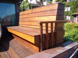 how to build deck bench seating build deck benches full size of to build a deck bench with