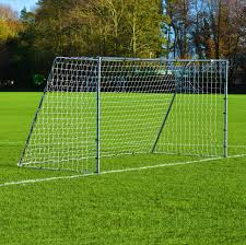 12 x 6 forza steel42 soccer goal net world sports us