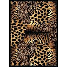 Leopard Area Rugs Walmart Leopard Throw Rug Faux Leopard Blanket As Decor Throw Accent