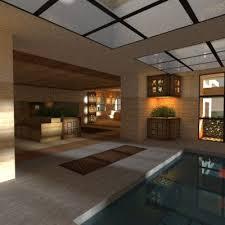minecraft home interior innovation minecraft modern house interior design 17 best ideas